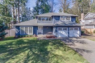 Redmond Single Family Home For Sale: 14135 175th Ave NE