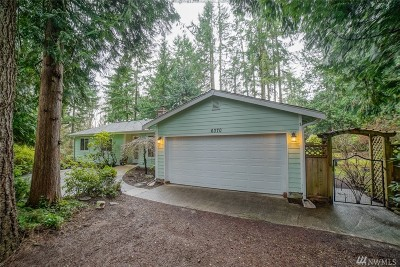 Gig Harbor Single Family Home For Sale: 6370 SE Autumn Lane
