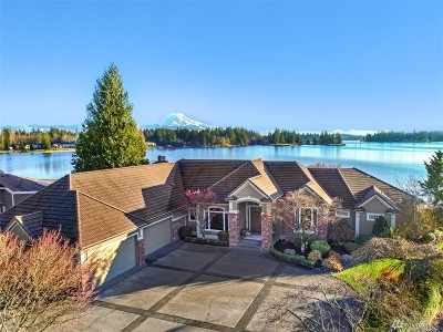 Lake Tapps WA Single Family Home For Sale: $2,199,999