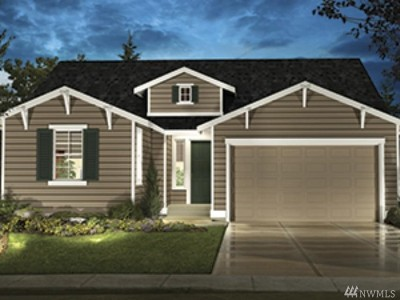 Bonney Lake Single Family Home For Sale: 14408 190th Ave E