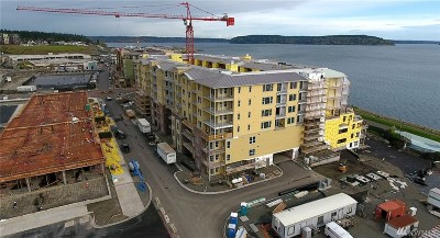Tacoma Condo/Townhouse For Sale: 4851 Main St #415