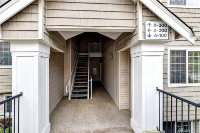 Seattle Condo/Townhouse For Sale: 7035 S 133rd St #A300