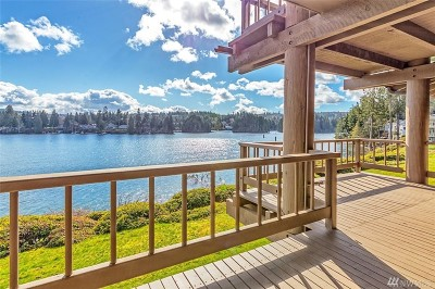 Port Ludlow WA Condo/Townhouse For Sale: $334,000