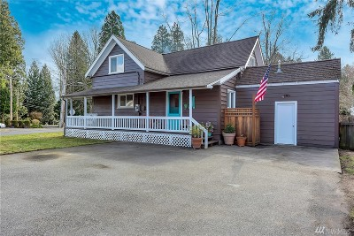Birch Bay Single Family Home Sold: 8333 Deer Trail