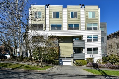 Seattle Condo/Townhouse For Sale: 7600 Greenwood Ave N #302