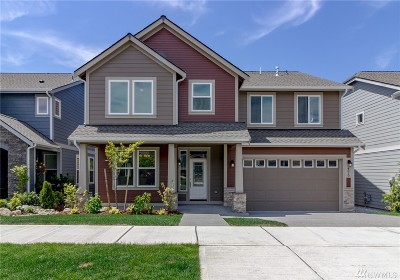 Puyallup Single Family Home For Sale: 4010 23rd St SE