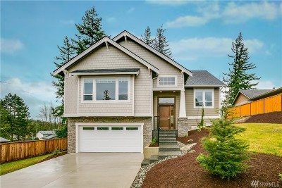 Bellingham Single Family Home For Sale: 1477 Sunnybrook Lane