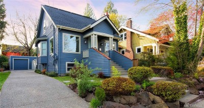 Seattle Single Family Home For Sale: 7341 Dibble Ave NW