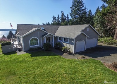 Gig Harbor Single Family Home For Sale: 714 122nd St Ct NW