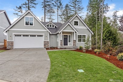 Gig Harbor Single Family Home For Sale: 9418 Ancich Ct