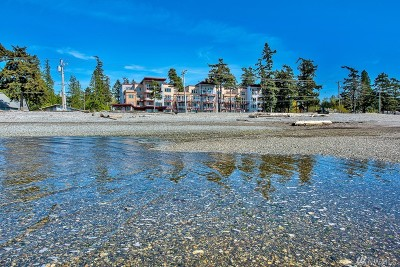 Birch Bay Condo/Townhouse Contingent: 7714 Birch Bay Dr #405
