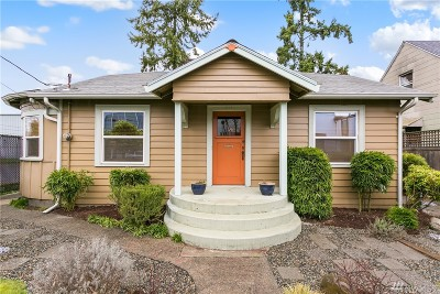 Seattle Single Family Home For Sale: 214 S Findlay St