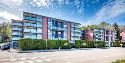 Condo/Townhouse Contingent: 1737 Harbor Ave SW #S101