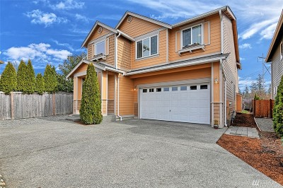 Bothell Single Family Home For Sale: 4632 146th Place SE