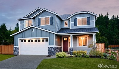 Bonney Lake Single Family Home For Sale: 13633 196th Ave E