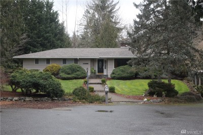 Snoqualmie Single Family Home For Sale: 43525 SE 76th St