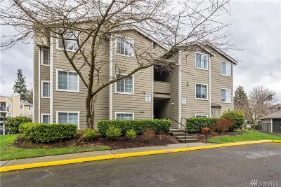 Federal Way Condo/Townhouse For Sale: 28300 18th Ave S #X-303