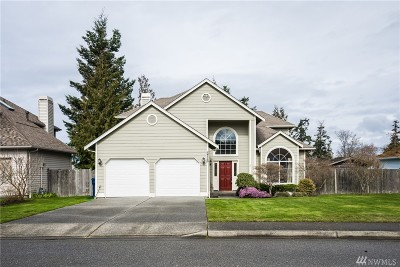 Anacortes WA Single Family Home Pending Inspection: $489,000