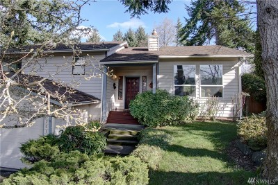 Lakewood Single Family Home For Sale: 7205 99th Ave SW