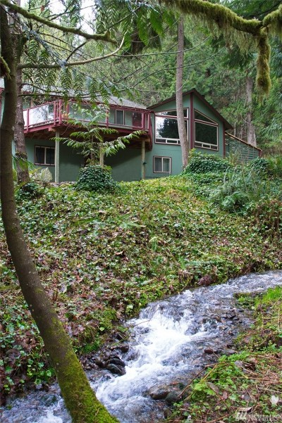 Bonney Lake Single Family Home For Sale: 17410 Elhi Rim Rd E