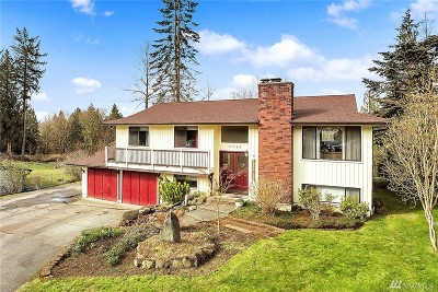 Snohomish Single Family Home For Sale: 12526 Robinhood Lane