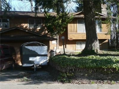 Renton Single Family Home For Sale: 1402 Index Ave SE