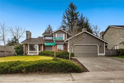 Renton Single Family Home For Sale: 16001 SE Fairwood Blvd
