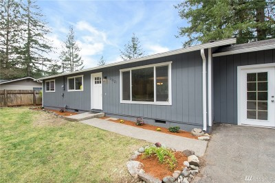 Gig Harbor Single Family Home For Sale: 10721 134th St NW