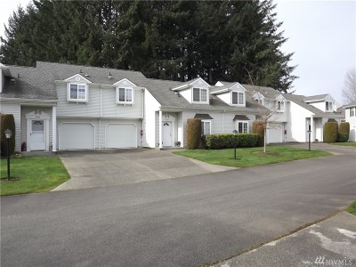 Thurston County Condo/Townhouse For Sale: 4412 Governor Lane SE