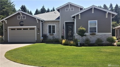 Lacey Single Family Home Contingent: 8553 Anderson Ct NE