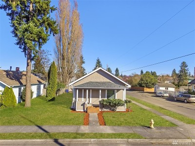 Auburn Single Family Home For Sale: 128 E St SE
