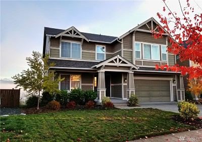 Mount Vernon Single Family Home For Sale: 722 Panorama
