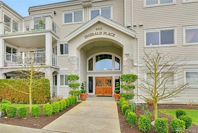 Edmonds Condo/Townhouse For Sale: 400 Walnut St #303
