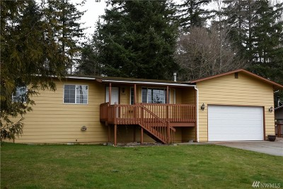 Blaine Single Family Home For Sale: 9744 Vista Terr