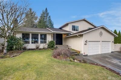 Renton Single Family Home For Sale: 16915 161st Ave SE