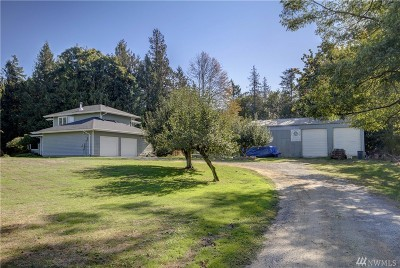 Bellingham Single Family Home For Sale: 959 E Axton Rd