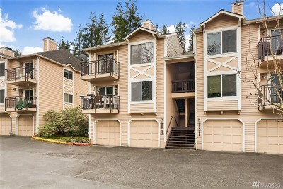 Woodinville Condo/Townhouse For Sale: 12721 NE 172nd Lane #2721