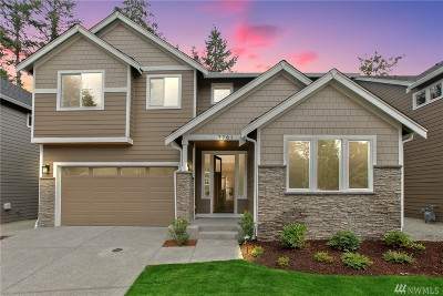 Gig Harbor Single Family Home For Sale: 7656 53rd Place