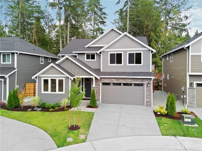 Gig Harbor Single Family Home For Sale: 7659 53rd Place