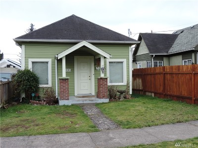 Single Family Home Pending: 620 W Maple St