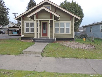 Single Family Home Pending: 716 W 1st St