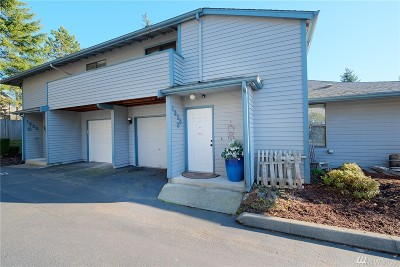 Federal Way Condo/Townhouse For Sale: 1830 S 330th St #D