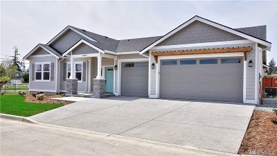 Stanwood Single Family Home For Sale: 28406 69th Lane NW