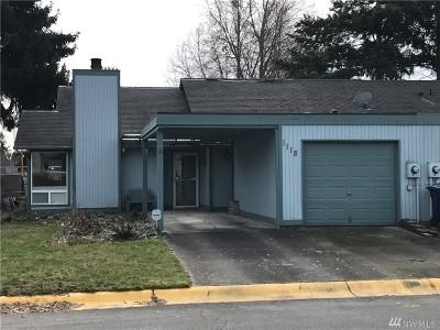 Auburn Single Family Home For Sale: 1118 30th St NE