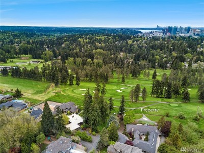 Bellevue Residential Lots & Land For Sale: 13607 NE 5th Place