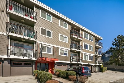Condo/Townhouse Sold: 2230 NW 59th St. #302