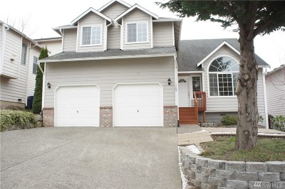 Renton Single Family Home For Sale: 1209 S 35th St