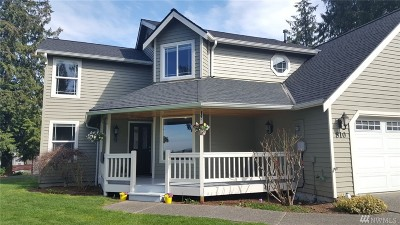Mount Vernon Single Family Home For Sale: 810 N Waugh Rd