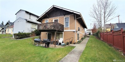 Bellingham Multi Family Home Sold: 1412 Lincoln St