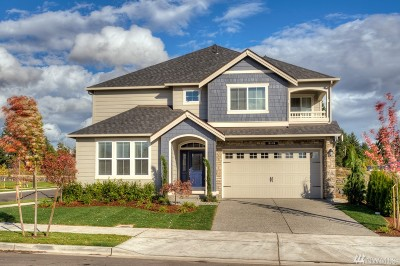 Woodinville Single Family Home For Sale: 12426 NE 153rd Place #138